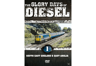Glory Days Of Diesel Vol. 1 - S.E. - (DVD)