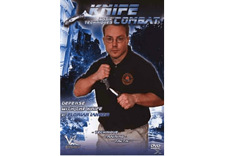 Knife Combat Basic Techniques - (DVD)