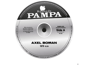 Axel Boman - 1979 - (5 Zoll Single CD (2-Track))