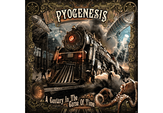 Pyogenesis - A Century In The Curse Of Time (Lim.Digipak+Bon - (CD)
