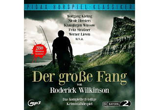 Roderick Wilkinson;Various - Der Grosse Fang - (MP3-CD)