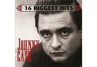 Johnny Cash - 16 Biggest Hits - (Vinyl)