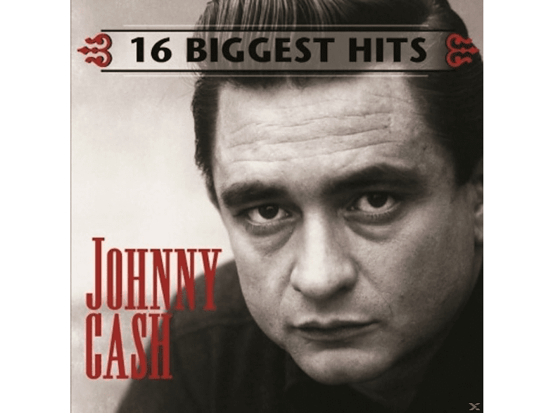 Johnny Cash - 16 Biggest Hits [Vinyl]