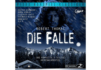 Robert Thomas;Various - Die Falle [MP3-CD]