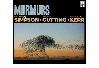 Martin Simpson, Andy Cutting, Nancy Kerr - Murmurs - (CD)