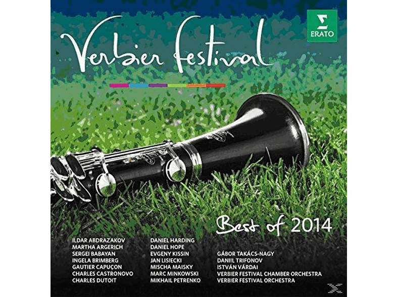 VARIOUS - Verbier Festival Best Of 2014 [CD]