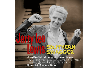 Jerry Lee Lewis - Southern Swagger (CD)
