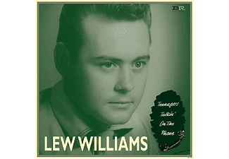 Lew Williams - Teenagers Talkin  On The Phone - (Vinyl)