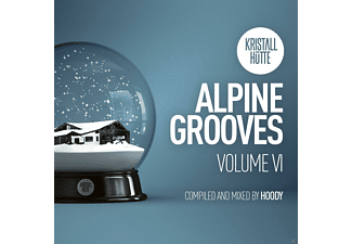 VARIOUS - Alpine Grooves Vol.6 (Kristallhütte) - (CD)