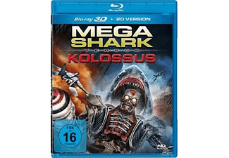 Mega Shark vs. Kolossus - (3D Blu-ray (+2D))