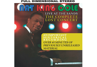 Nat King Cole - Live At The Sands: The Complete Lost Concerts - (CD)