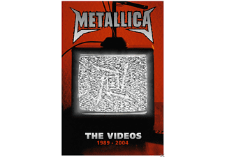 Metallica - The Videos 1989-2004 - (DVD)