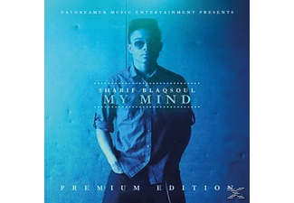 Sharif Blaqsoul - My Mind - (CD)