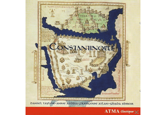 C.J. Taylor, Taylor/Constantinople - Constantinople Best Of - (CD)