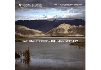VARIOUS - Yarlung Records 10th Anniversary - (CD)