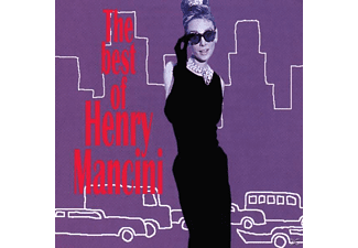 Henry Mancini - Best Of - (CD)