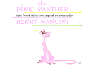 Henry Mancini - THE PINK PANTHER - (CD)