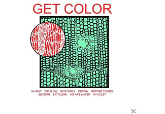 Health - Get Color - (CD)