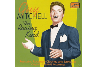 Guy Mitchell - The Roving Kind - (CD)