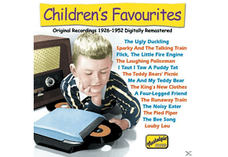VARIOUS - Children's Favourites - (CD)
