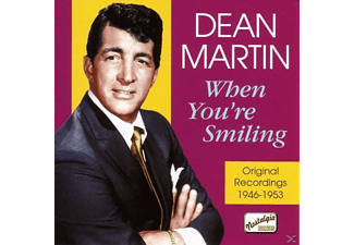 Dean Martin - When You're Smiling [CD]
