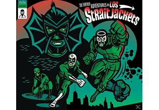 Los Straitjackets - The Further Adventures Of... - (CD)