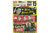 MISS MARY ANN,MISS MARY ANN & RAGTIME WRANGLERS,THE - SELECTIONS 1993-2008 [CD]