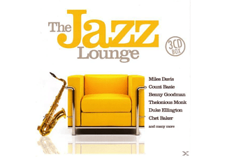 VARIOUS - The Jazz Lounge - (CD)