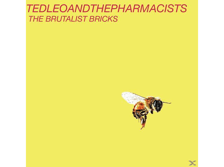 Ted Leo And The Pharmacists - The Brutalist Bricks [CD]
