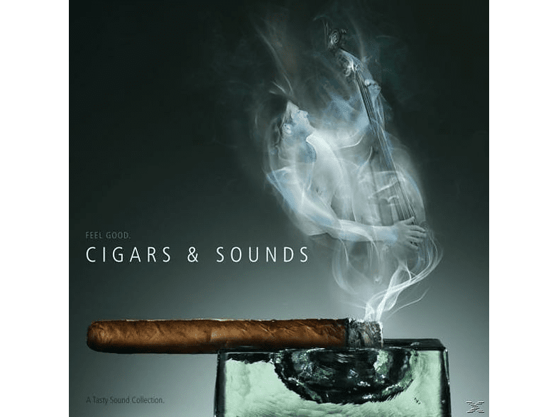 A Tasty Sound Collection - Cigars & Sounds [CD]