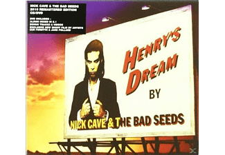 Nick Cave - Henry's Dream - Collector´s Edition (CD + DVD)
