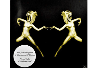 Beth Jeans Houghton & The Hooves Of Destiny - Yours Truly, Cellophane Nose [CD]