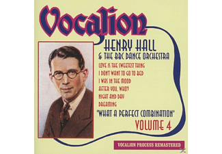 Henry/BBC Dance Orch. Hall - What A Perfect Combination - (CD)