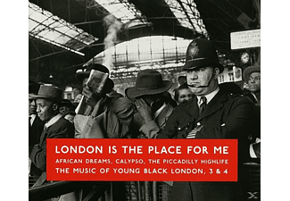 Honest Jons - London Is The Place For Me - (CD)