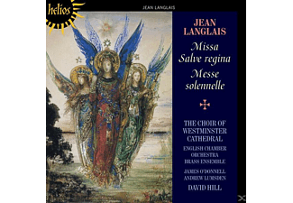 "Andrew Lumsden, James O'Donnell, Westminster Cathedral Choir, English Chamber Orchestra - Missa ""Salve Regina""/Messe Solennelle - (CD)"