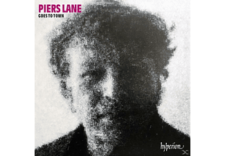 Lane Piers - Piers Lane Goes To Town - (CD)