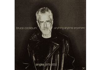 Bruce Cockburn - Anything,anytime,anywhere - (CD)