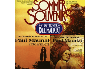 Paul And Orchestra Mauriat, Orchester Paul Mauriat - L'Ete Indien & Sommer Souvenirs - (CD)