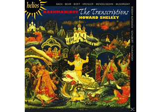 Shelley Howard - Die Transkriptionen - (CD)