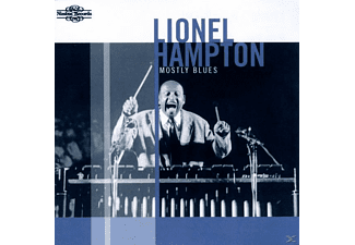 Tate, Lionel/scott/beck/tate Hampton - Hapton Mostly Blues - (CD)