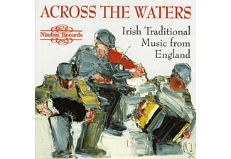 Cutting/Daniels/Ring/+ - Accros The Waters/Irish Trad - (CD)