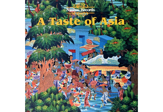 VARIOUS, Wu/+ Molam Lao/fong Naam/man - A Taste Of Asia - (CD)