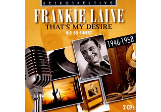 Frankie Laine - That's My Desire-His 55 Finest - (CD)