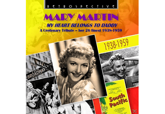 Mary Martin - My Heart Belongs To Daddy-A Cen - (CD)
