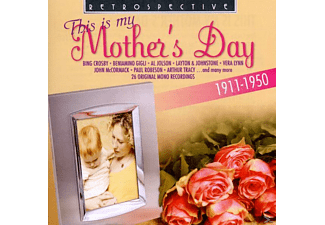 VARIOUS - This is my Mother's Day - (CD)