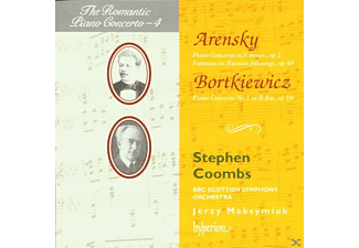 Maksymiuk Jerzy, Coombs/BBCS - Romantic Piano Concerto Vol.04 - (CD)