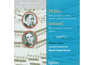 Piers / Ulster Orchestra Lane, Piers/lloyd-jones/uo Lane - Romantic Piano Concerto Vol.39 - (CD)