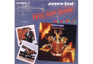 James Last - Voodoo Party/Well Kept Secret - (CD)