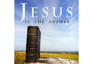 VARIOUS - Jesus Is The Answer - (CD)