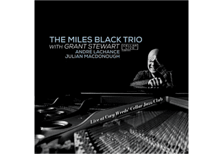 Miles Trio With Stewart Black - Live At Cory Weeds' Cellar Jaz - (CD)